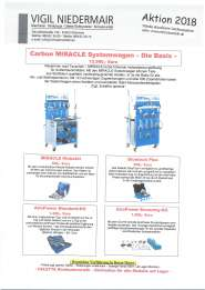Carbon Miracle Systemwagen - Die Basis